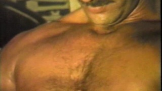 Restrain that stud in vintage classic gay porn