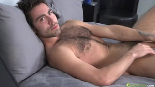 Hairy sexy and rugged straight lads