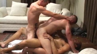 filthy double anal penetration