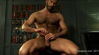 Hairy Hunk Wilfried Knight