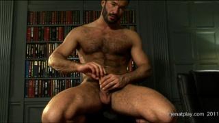 Hairy Hunk Wilfried Knight