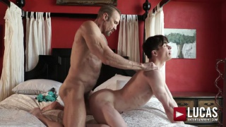 dallas steele's third bareback video in two weeks