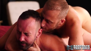 bottom loves skin-to-skin and cock-in-hole contact