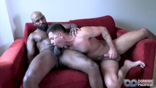 big muscular macho brazilian breeds american porn star's ass