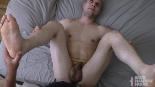 Delinquent Can't Suck Dick So He Gets Fucked