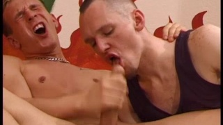 Cocksucker Was Born to Suck Big Dicks