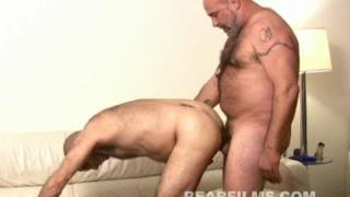 hairy daddy bears fuck