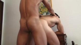 Brazilian Guy Gives Head