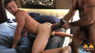 Big cock and balls porn