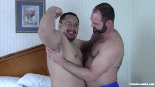 Gay crackhead man sucking black dick