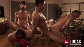 fourway sex with rafael alencar & drew dixon