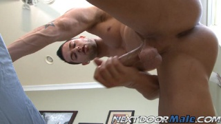 Rod Daily naked and jacking off