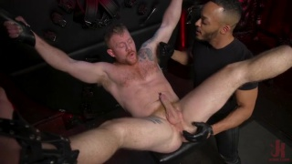 Bound, Edged, and Fucked