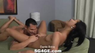 Dante fucks a hot girl