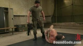 Nasty Military Master