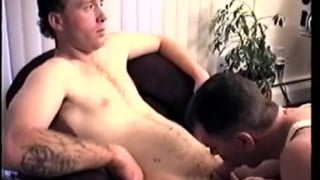 Straight Guy Handjob