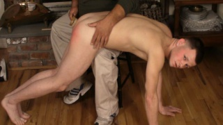 Daddy Spanking Young Ass
