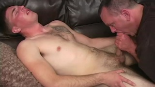 Sucking Marine Cock