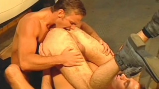 Legs Over Head Getting Rimmed