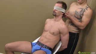 Sucking Str8 Guy's Big Dick