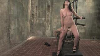 Hot dominatrix fucks her slave's ass