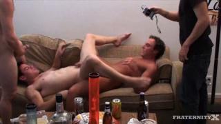 Frat Boy Cock Hole