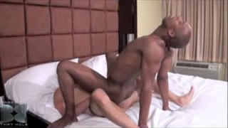 Interracial Barebacking