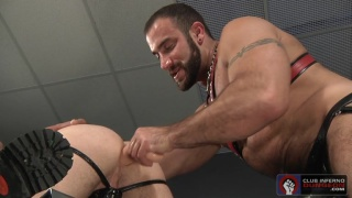 Spencer Reed Dildo Fucking Hot Ass