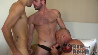 Dylan Hyde Bottoms for Morgan Black and Chad Brock