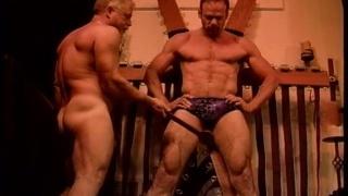 BDSM in Speedo
