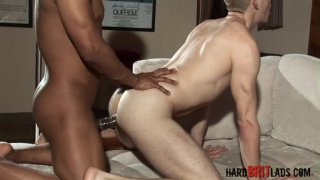 Rugby Lads 10-Inch Fuck Pole
