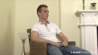 Blond Brits has a Wank