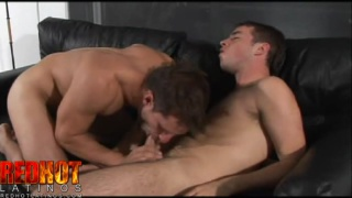 Latino Guys Steamy Sex