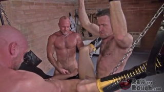 Fucking Hot Hole in Sling