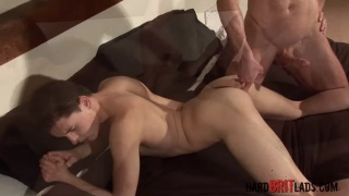 Hung Brit Pounding Twink Ass