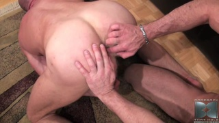 Twitching Hole for a Stiff Raw Cock