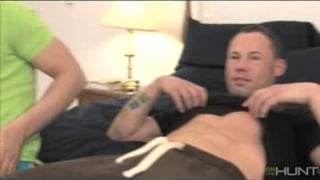 Fucking a Muscle Boy Bottom