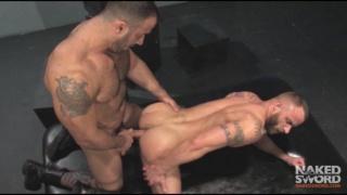 Spencer Reed Fucking Derek Parker