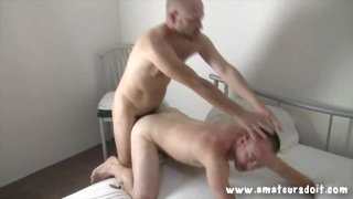 Bald Top Fucking Ass Hard