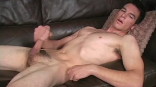Straight Jacks Huge Cock