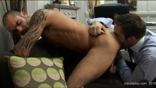 Jake Genesis Fucks Issac Jones