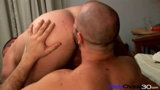 Rimming Gets His Super Horny