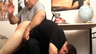 Spanked and Red-Assed