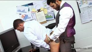 Jean Franko Plugging Butt