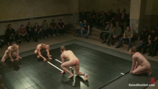 Wrestling Fourway