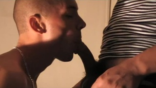 Cocksucker Servicing Straight French Guy