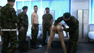 Army Private Caught Jerking Off