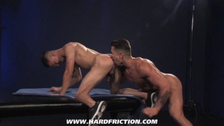 Trenton Ducati and Randy Dixon