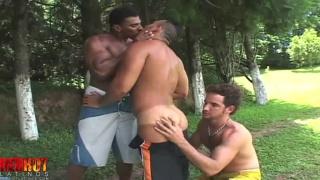 Three Handsome Latin Men