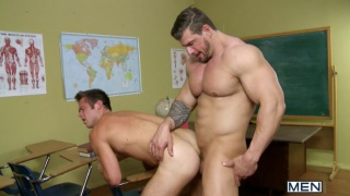 Zeb Atlas Screws Mike de Marko